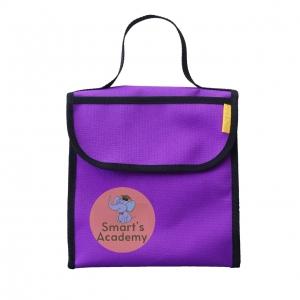 LUNCH BAG (LIGHT BAG) КОРПОРАТИВНЕ ЗАМОВЛЕННЯ (лого компанії, брендовані термосумки)