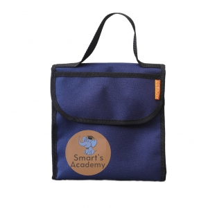 LUNCH BAG (LIGHT BAG) КОРПОРАТИВНЫЙ ЗАКАЗ (лого компании)