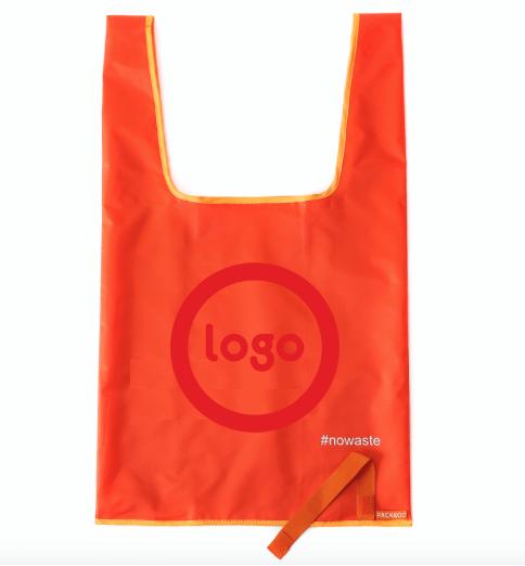 Сумка шоппер корпоративне замовлення (лого компанії, брендирований шоппер)