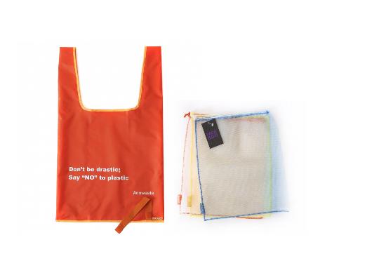 Комплект Шоппер + сетки для продуктов 3 шт.