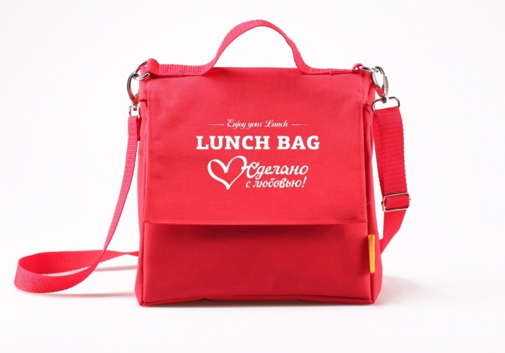 Lunch Bag (L+) праздничный Love edition