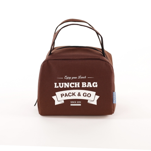Термосумка ланч бег Lunch Bag ZIP