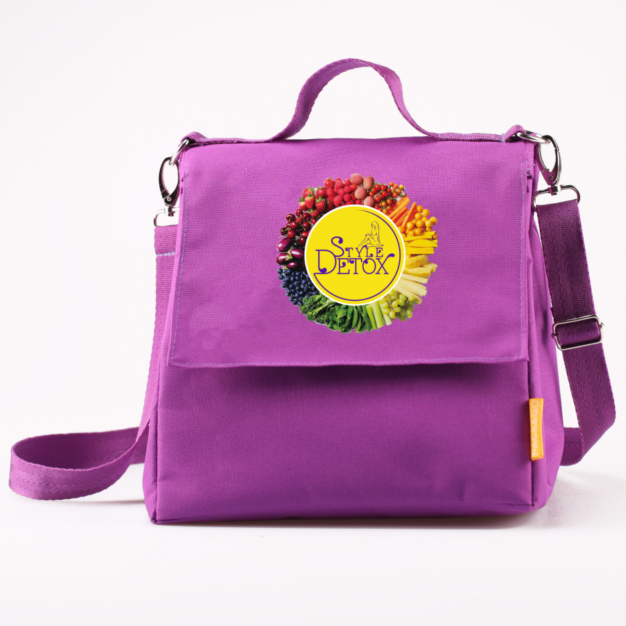 Lunch Bag (L+) корпоративне замовлення (лого компанії, брендовані термосумки)