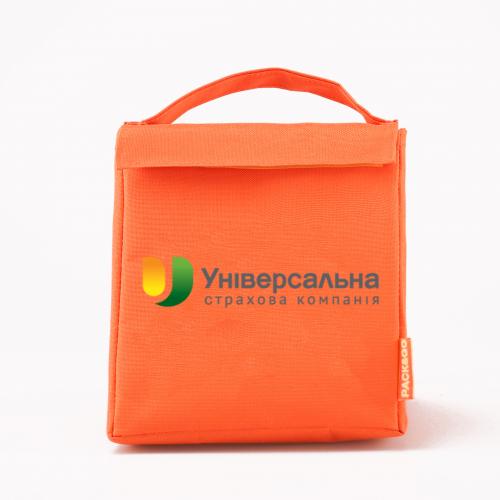 Lunch Bag (M) корпоративне замовлення (лого компанії, брендовані термосумки)