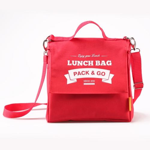 Термосумка ланч бег Lunch Bag L+
